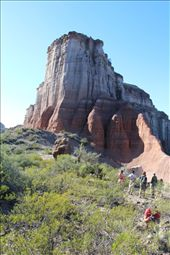 Rock formations in El Chiflon National Park: by beckandphil, Views[80]
