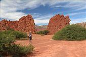 Devils gate rock formation near Tupiza: by beckandphil, Views[572]