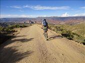 18km downhill cycle near Tupiza: by beckandphil, Views[261]