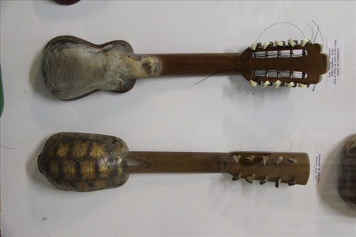 Charangos - Local little guitars made out of armadillos (and sometimes wood)