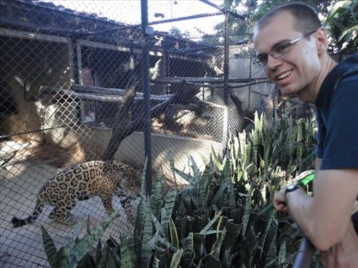 Zoo in Santa Cruz, Bolivia