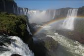 The Devils Throat, Iguacu Falls, From Brazil: by beckandphil, Views[269]