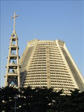 Metropolitan Cathedral, Rio de Janeiro: by beckandphil, Views[580]