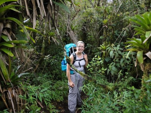 Petropolis to Teresopolis trek - Day 2