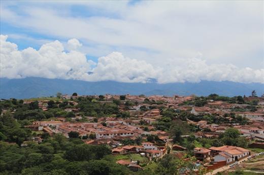 View of Barricharra
