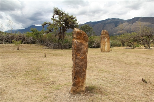 Musica Observatory - an ancient site of stone penises (yes really) near Villa de