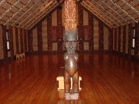 Treaty House, Waitangi, Bay of Islands, Northland