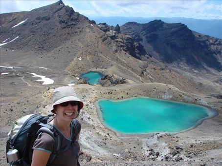 Beck and Emerald Lakes, Tongariro National Park