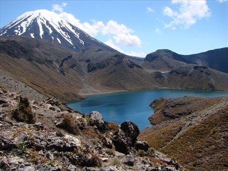 Tama Lakes, Tongariro National Park