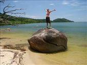 Coconut Beach, Dunk Island: by beckandphil, Views[442]