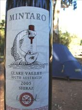 Mintaro Wine purchased from Clare Valley: by beckandphil, Views[321]