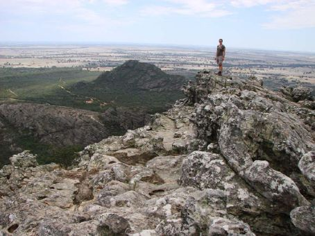 View of The Grampians