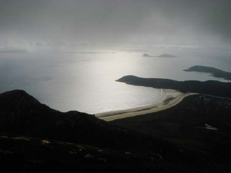 View from Mt.Oberon, Wilsons Prom