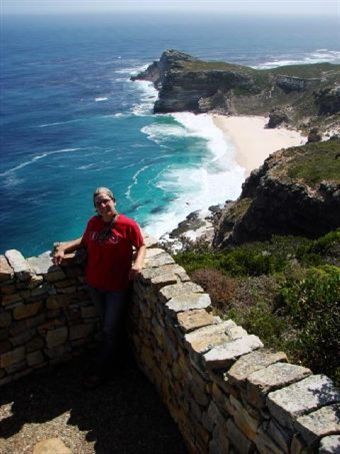 Beck at the Cape of Good Hope