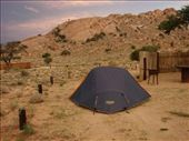 Rocky campsite at Aus, Namibia: by beckandphil, Views[320]