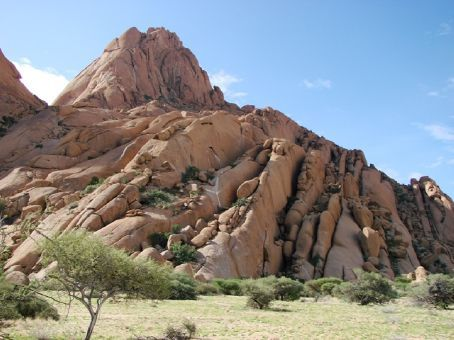 Spitzkoppe, Namibia (the