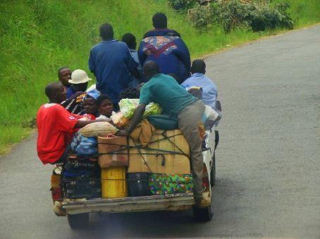 Local transport, Malawi
