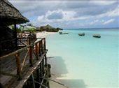 View along Nungwi beach, Zanzibar: by beckandphil, Views[323]