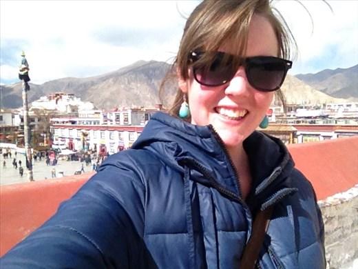 Lhasa, January 2014
