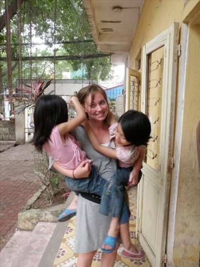 Teaching English in Hanoi could get interesting - spring 2010