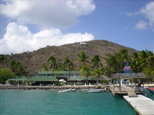 Anchorage Yacht Club Union Island Grenadines