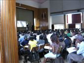 Packed lecture theatre at the University of Nairobi.: by beth_king, Views[392]