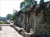 The Elephant Terrace - all these temple shots are at Angkor Wat.: by bettedarling, Views[148]