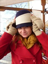 Trying on hats at the market.: by bettedarling, Views[415]