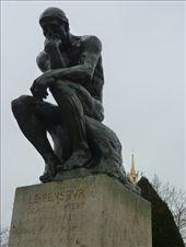 Rodin's Thinker: by bettedarling, Views[167]