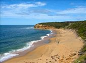 Bells Beach. Suppose to be great  surfing.: by bigels, Views[166]