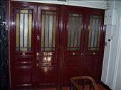 Paris -- interior door to apartment -- left side double door: by billh, Views[77]