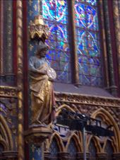 Sainte Chapelle stained glass -- upper chapel .07: by billh, Views[42]