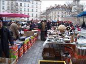Paris -- Marche d'Aligre farmers'/flea market on a late Sunday morning.02: by billh, Views[113]