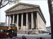 Paris -- Eglise de Madeleine -- site of funerals for Louis XVI and Chopin: by billh, Views[148]