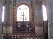 Paris -- Eglise St Eustache -- side chapel: by billh, Views[55]
