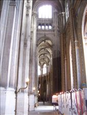 Paris -- Eglise St Eustache -- side nave: by billh, Views[61]