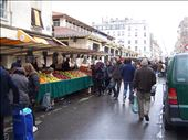 Paris -- Marche d'Aligre farmers'/flea market on a rainy Saturday morning.02: by billh, Views[63]