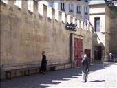 Paris -- Musee de Cluny -- wall: by billh, Views[103]