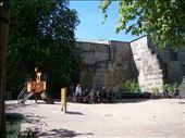 paris -- French Quarter small children's playground/park: by billh, Views[121]