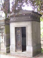 Paris -- Cimetiere du Pere Lachaise.06: by billh, Views[101]