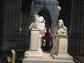 Paris -- Basilique de St Denis -- Henri II and Catherine de Medici: by billh, Views[54]
