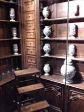 Paris -- Musee d'Arts et d'Historie -- Carmelite Convent -- apothecary jars: by billh, Views[87]