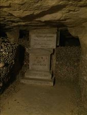 Paris -- Catacombs -- tunnels.08: by billh, Views[146]