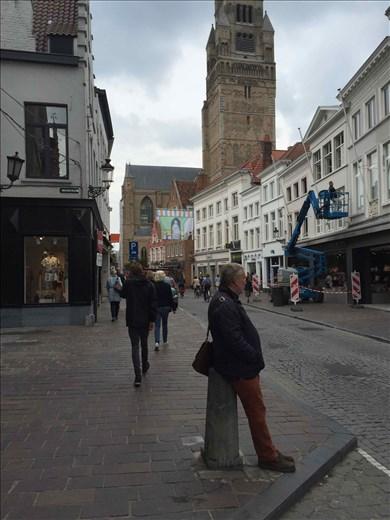 Brugge -- street scene.02