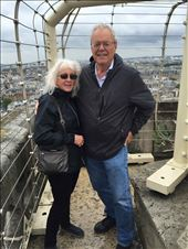 Paris -- Cathedrale Notre Dame -- on top of the bell towers: by billh, Views[107]