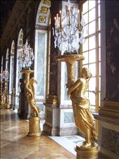 Versailles -- Hall of Mirrors.05: by billh, Views[45]