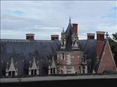 Blois -- Tour Belvoir -- view of city from top of tower.01: by billh, Views[146]
