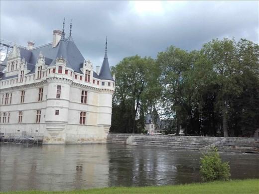 Chateau d'Azay de Rideau.01
