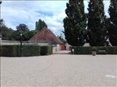 Chateau d'Azay- Rideau -- entry square.01: by billh, Views[175]