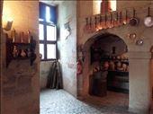 Chateau d'Azay- Rideau -- kitchen.02: by billh, Views[167]